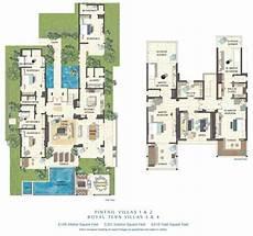 moderne luxusvilla grundriss luxury floor plans floor plan pintail villas 1 2 royal