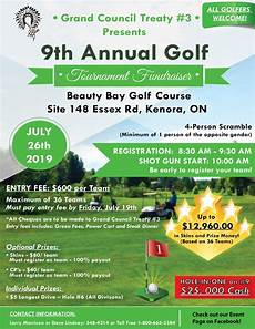 treaty 8 golf tournament 2019 grand council treaty 3 9th annual golf tournament