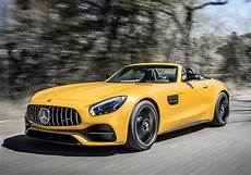 mercedes gt roadster mercedes amg gt roadster review 2017 parkers