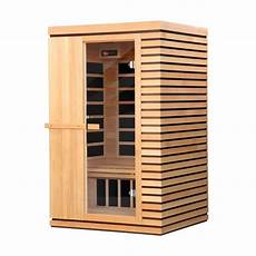 sauna 2 personnes cabine de sauna infrarouge palazzo pour 2 personnes