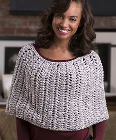 Modern Poncho Knitting Patterns In The Loop Knitting