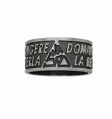 gabri vasco testo anello quot gabri vasco quot in argento 925