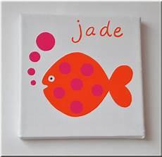 tableau pour enfant tableau poisson personnalis 233 pour enfant le de