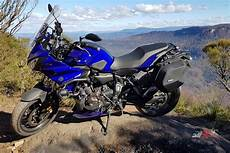 Review Yamaha Mt 07 Tracer Kitted Out Bike Review