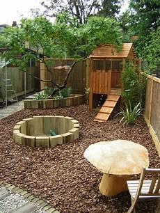 garten kinder ideen thin suburban childrens garden backyard