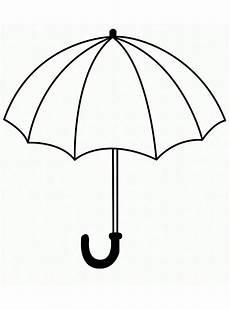 Gratis Malvorlagen Regenschirm Craft N De Malvorlage Regenschirm Regenschirm