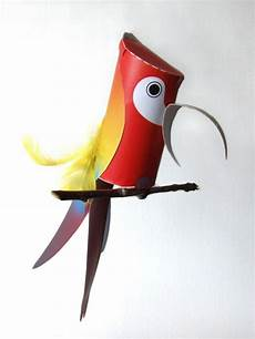 toilet paper roll parrot search perroquet deco