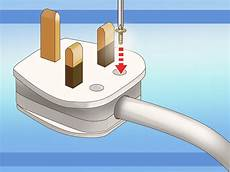 how to wire a uk plug 12 steps with pictures wikihow