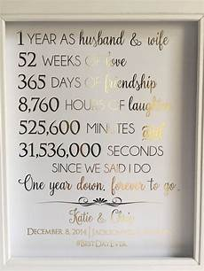 Ideas To Celebrate 1st Wedding Anniversary