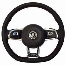 Vw Flat Bottom Steering Wheel Advanced In Car