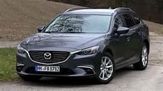 2016 Mazda 6 Combi 2 0 Skyactiv G 145 Hp Test Drive