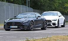 2020 mercedes amg gt and