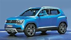 Suv Werden Die Neuen Volkswagen Auto News Bild De