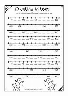 skip counting by 5 s to 1000 worksheets 12080 numbers to 1000 in skip counting in ones fives tens and hundreds worksheets
