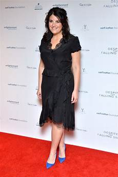 Monica Lewinsky Dress Monica Lewinsky Reveals What She Thought The Stain On Her