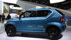 2016 Suzuki Ignis Crossover Debuts At Motor Show