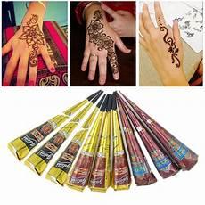 natural herbal temporary tattoo kit henna tattoo art