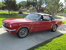 1965 Ford Mustang For Sale On ClassicCarscom  237 Available