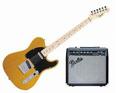 squire affinity telecaster fender squier affinity series tele w fender frontman 15g proaudiostar ebay