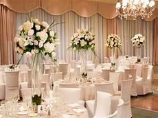 cute centerpiece ideas simple wedding reception table