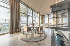 Spectacular Penthouse Interior Design And Decor Enriched Stunning Views Berlin