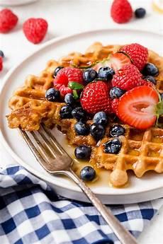 fluffy yogurt waffles recipe