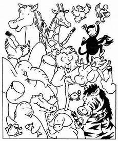 Zootiere Malvorlagen Text Ausmalbilder Zootiere Zootiere Malvorlagen Tiere
