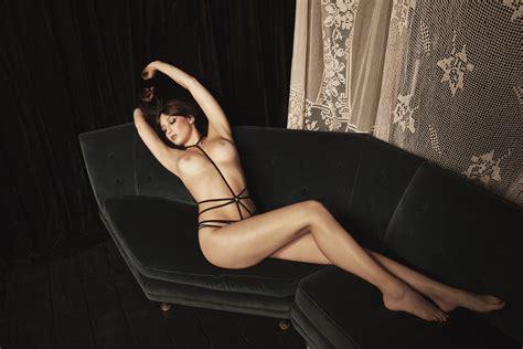 Annie Lennox Naked