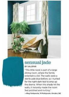 tidal teal paint by lowes valspar decided to be a little funky in the spare bedroom