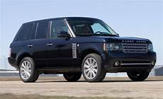 2010 Land Rover Range Rover Supercharged Instrumented