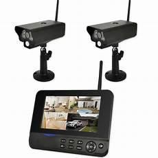 funk 220 berwachungskamera set comag au 223 en 2 kamera