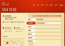 how to design a fine web form