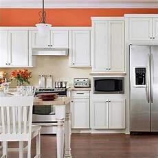 Orange Kitchen Ideas