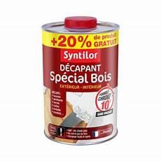 produit décapant peinture d 233 capant sp 233 cial bois chrono 1l 20 castorama