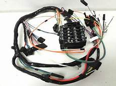 Olds Cutlass 442 F85 Dash Wire Wiring Harness With Rally