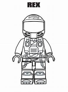 free the lego 2 coloring pages printable