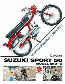 suzuki m12 brochures adverts