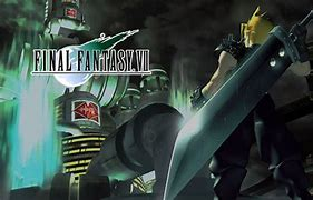 Image result for FF7 Original Game