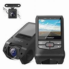 dashcam mit 2 kameras für vorne und hinten dual dashcam test echte tests