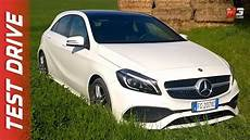 new mercedes classe a next 2017 test drive