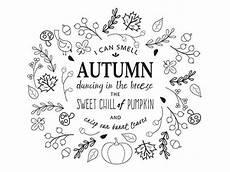 krijtstift raamtekening herfst quote krijtstift
