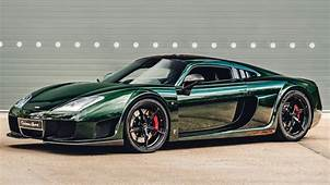 Hands Up Who Remembers The Mad 225mph Noble M600  Top Gear
