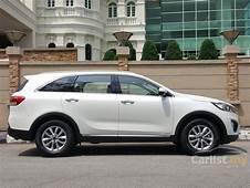 Kia Sorento 2017 CRDi 22 In Penang Automatic SUV White