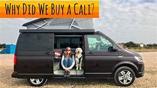 why did we buy a vw california