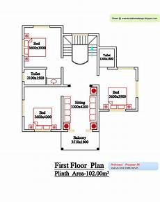 house plans india kerala kerala style floor plan and elevation 6 home appliance