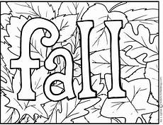 fall color sheets 4 free printable fall coloring pages