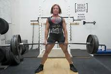 Local Powerlifter On The World Stage