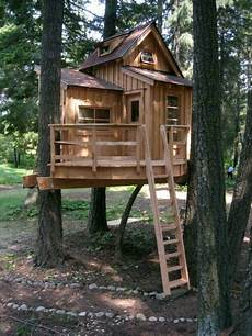 treeless tree house plans kids treehouse 3 trees tree house kids tree house tree