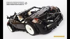 crowkillers custom lego technic enforcers transforming car