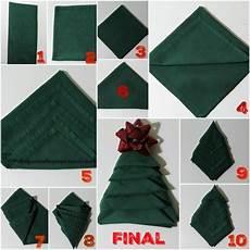 pliage serviette noel pliage de serviette facile et original 40 id 233 es